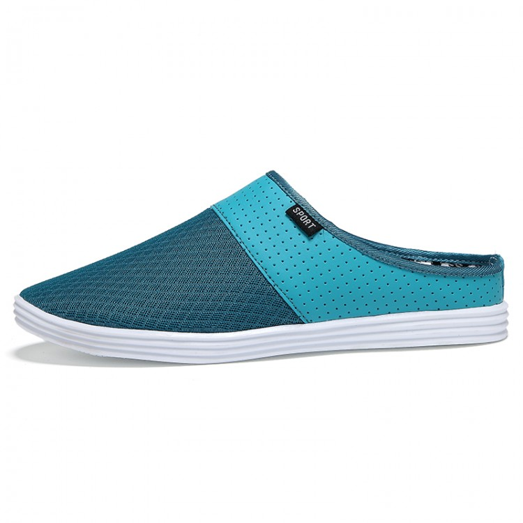 Breathable Mesh Slip-On Beach Shoes Quick Drying Aqua Water Shoes