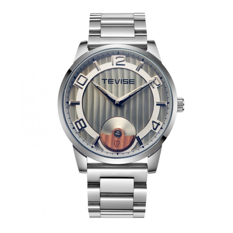 Men quartz mechanical watch