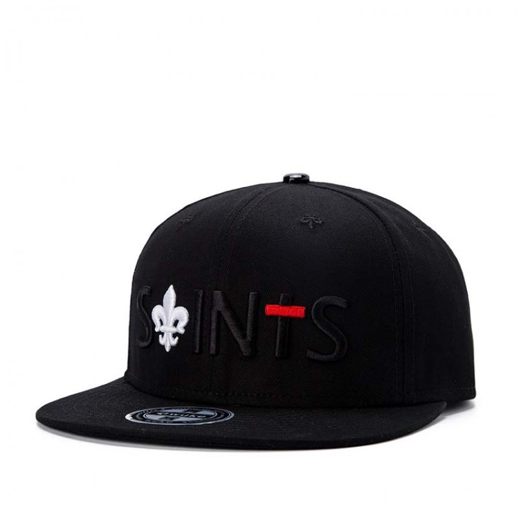 Hip Hop Hat With A Straight Visor Baseball Cap Tulip