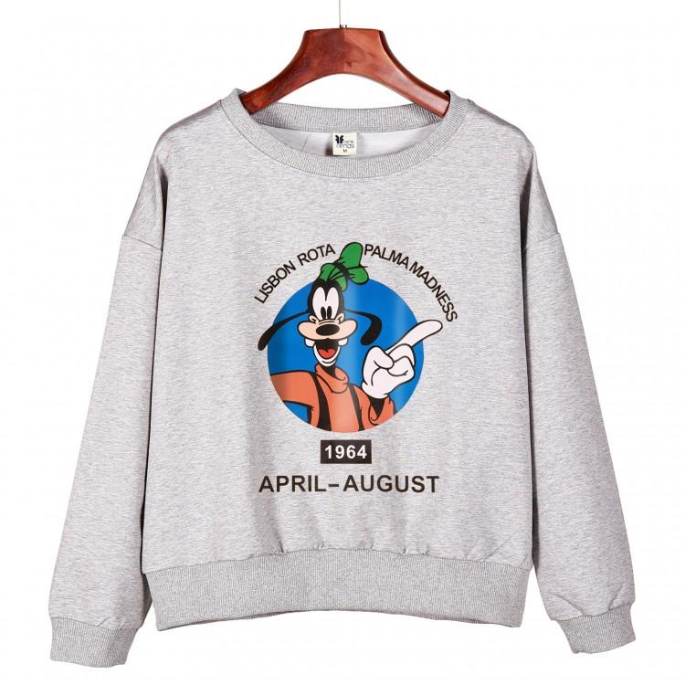 Goofy character sweatershirt