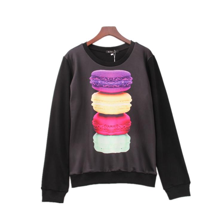 Macaron sweatershirt