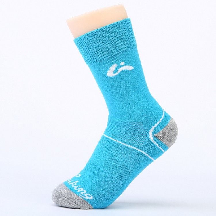 Outdoor Climbing Hiking Socks Tall Canister Socks For Men and Women Slip Resistant Breathable Wicking Sports Socks Thick Socks