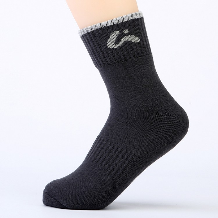 Outdoor Climbing Hiking Tall Canister Socks Unisex Slip Resistant Breathable Wicking Sports Socks Thickening