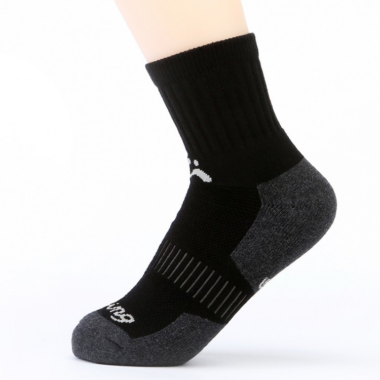 Outdoor Climbing Hiking Socks For Men and Women Slip Resistant Breathable Wicking Sports Socks Thickening