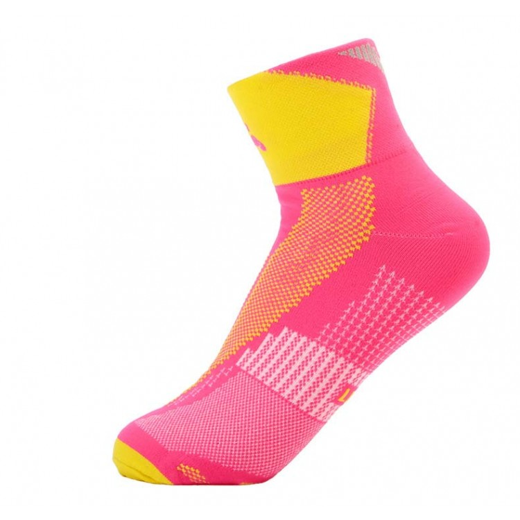 Outdoor Running Short Tube Socks Women's Sports Non-slip Nylon Stockings