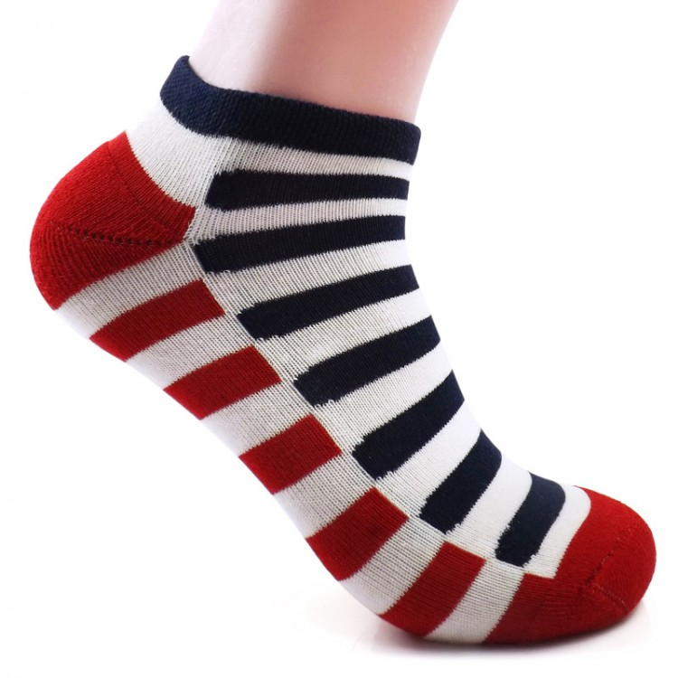 Men's Cotton Short Socks