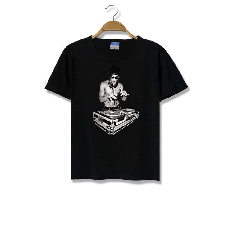 Chinese kungfu idol Bruce Lee tee
