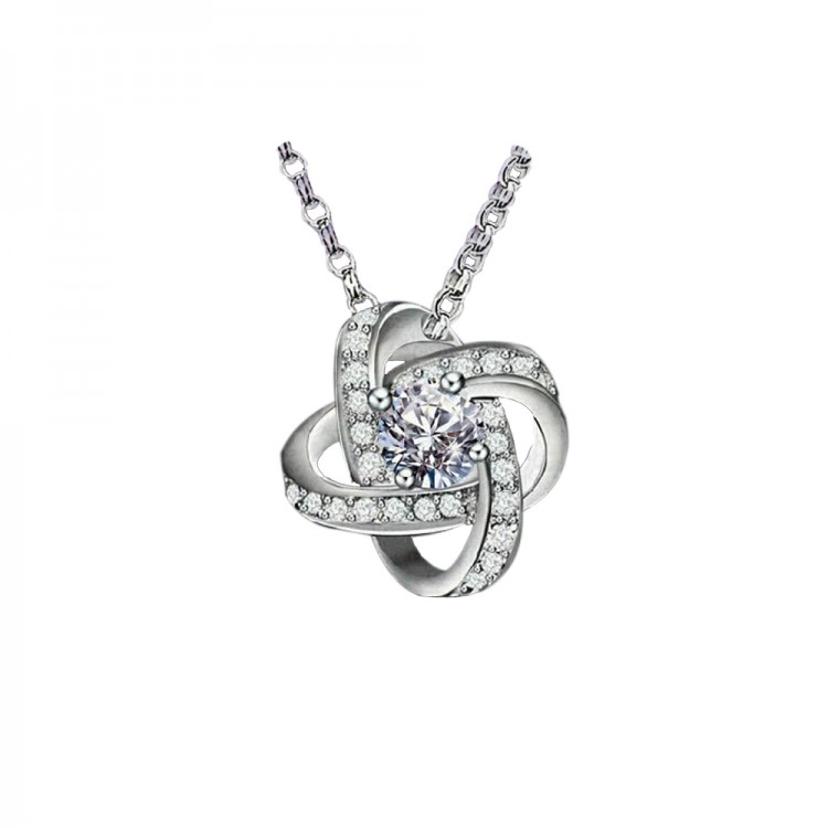 Necklace pendant Ag 925
