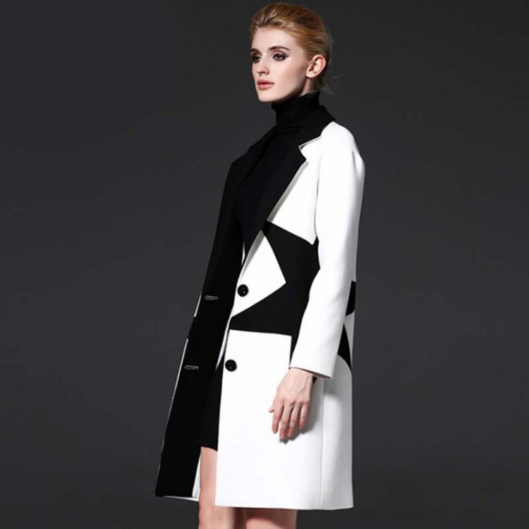 Women's Longline Trench Coat