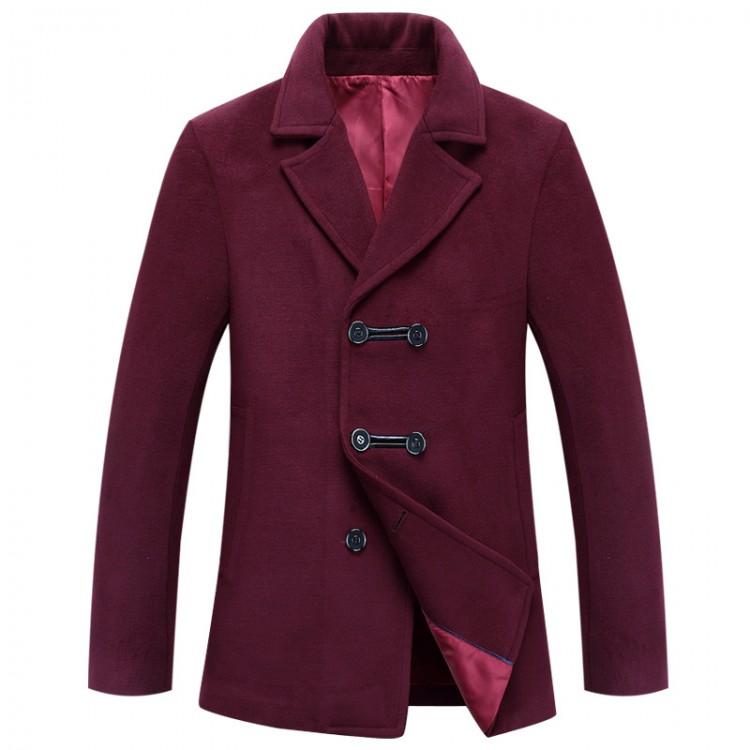 Slim trench coat