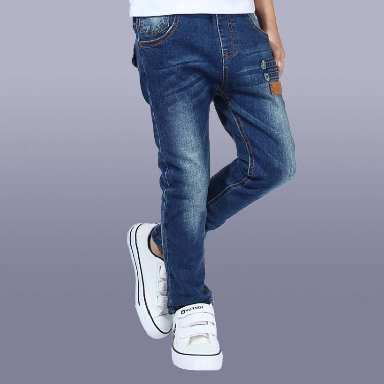 High stretch slim jeans