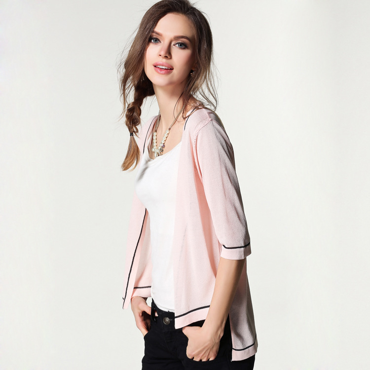 Women's Hi-Low Cardigan Sweater