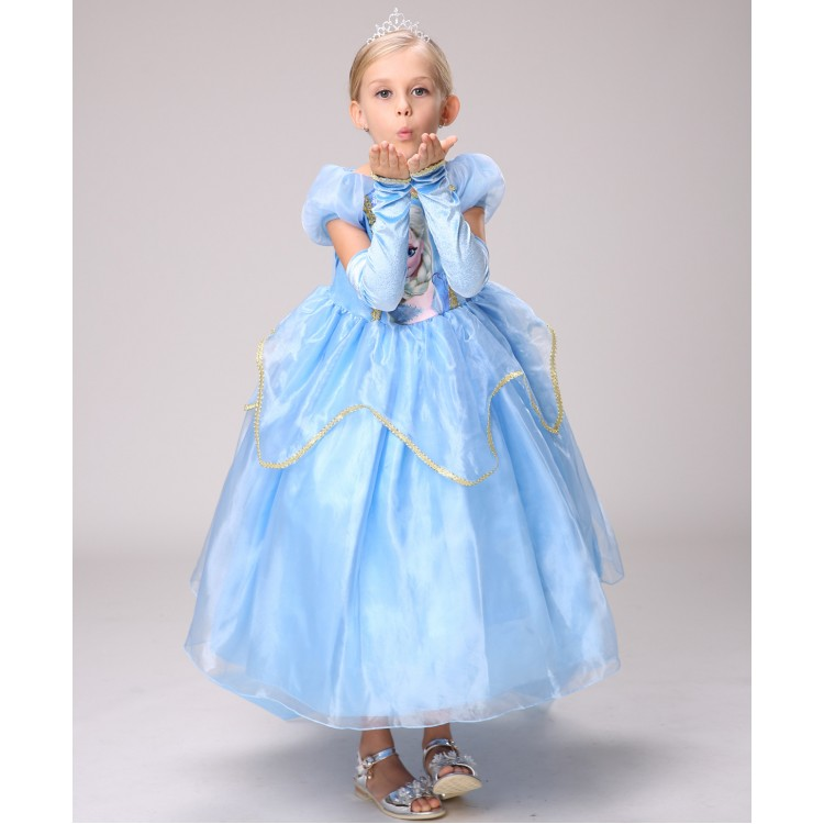 Dress Frozen Princess
