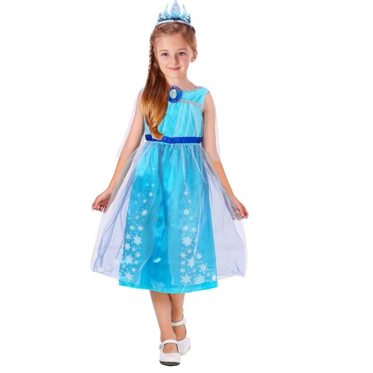 Dress queen Elsa