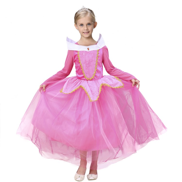 Dress Sleeping Beauty Aurora