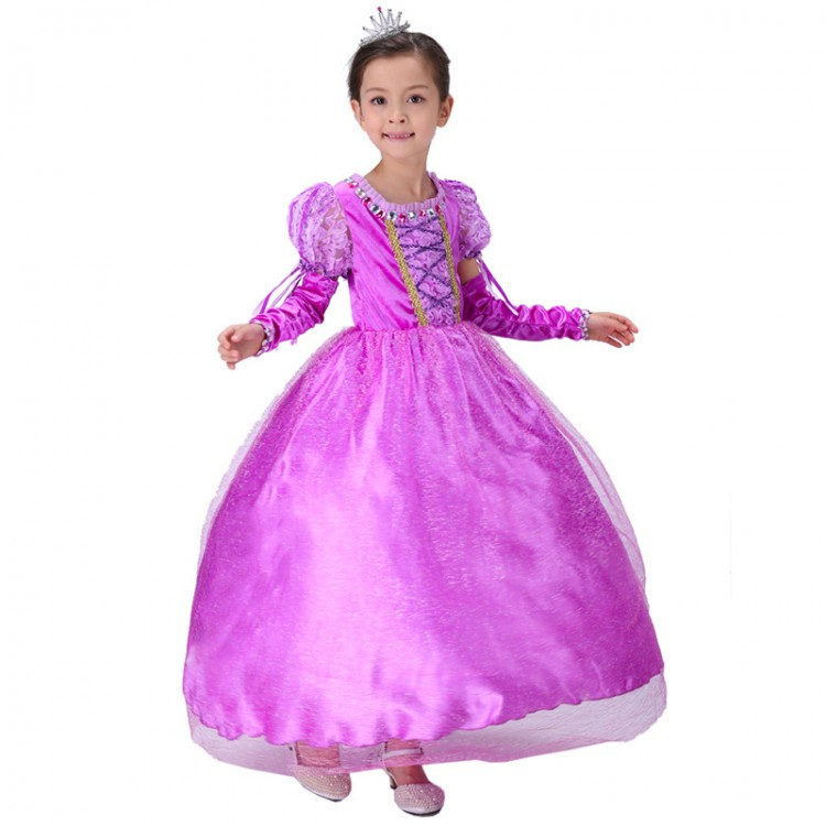Dress Tangled Rapunzel