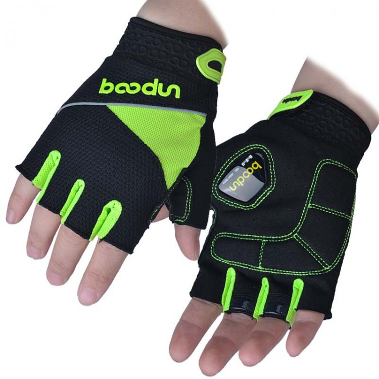 Riding Gloves Half Finger GEL Silicone Damping Men and Women Non-slip Gloves Bicycle Equipment
