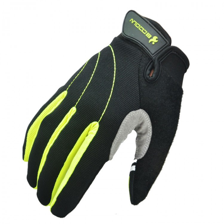 Autumn Long Finger Gloves Bike Riding Outdoor Gloves Unisex