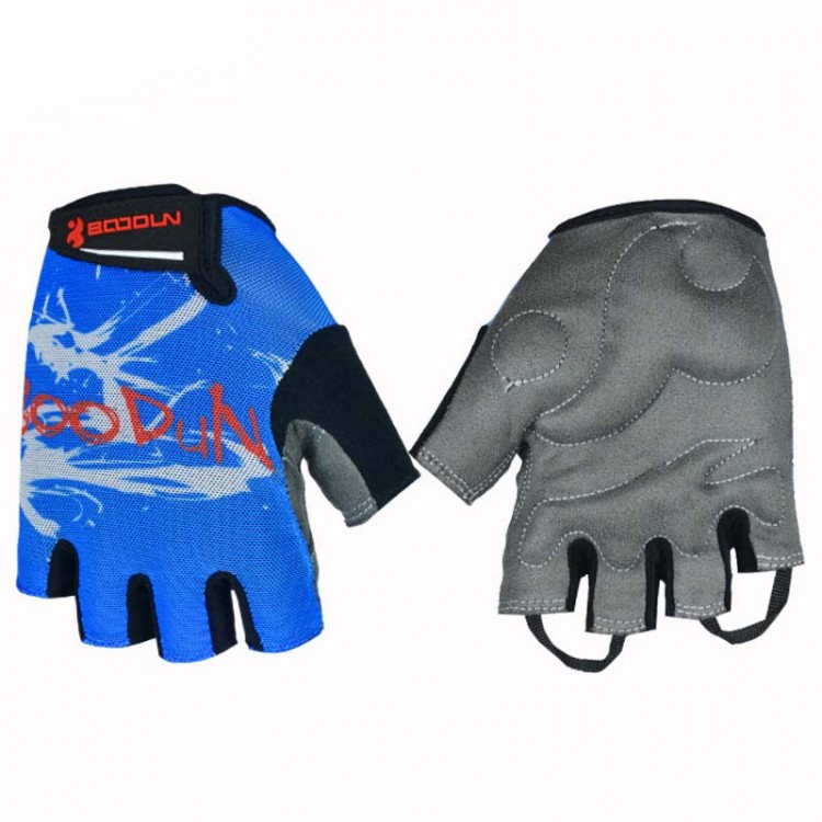 Bicycle Half Finger Cycling Gloves Comfortable and Breathable