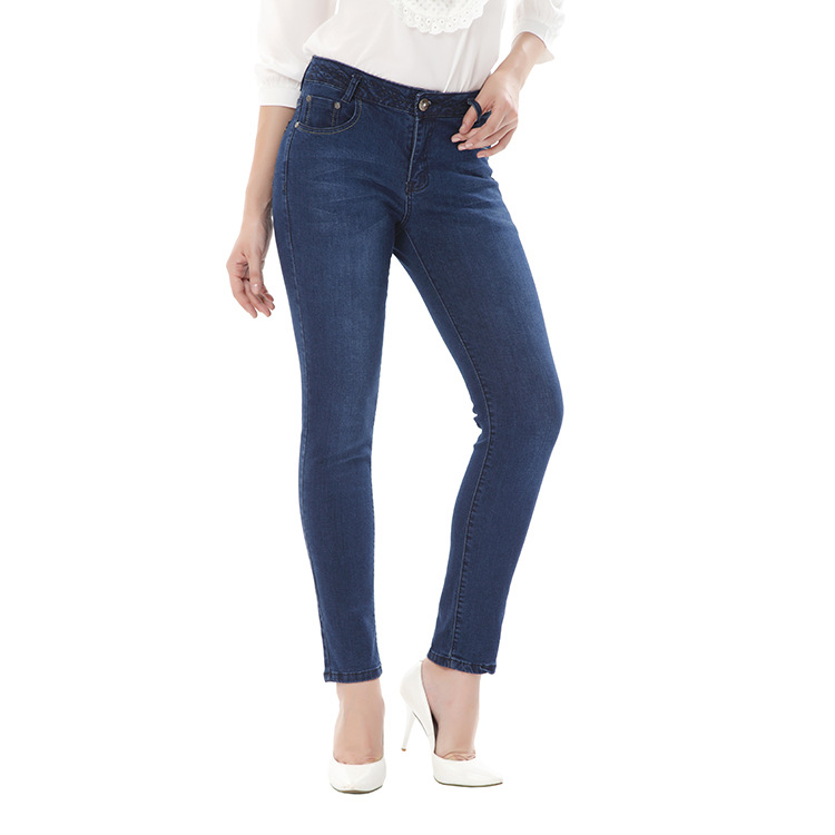 Women's Sculpted Mid-Rise Skinny Jeans