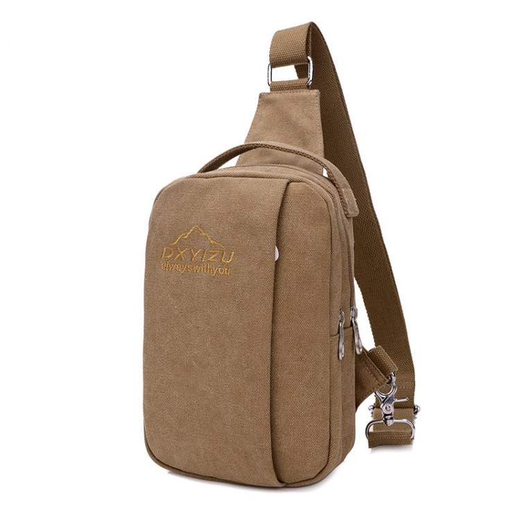 Canvas chest pack