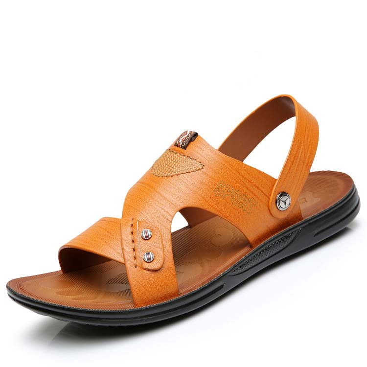 Men's Sandals Slide Sandal 2 In 1