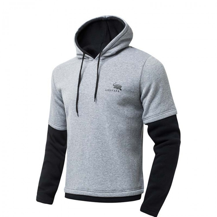 men's twofer hoodies sportswear