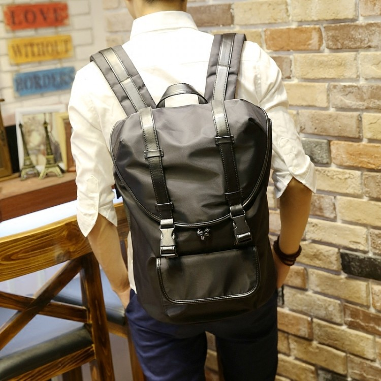 Polyester oxford backpack
